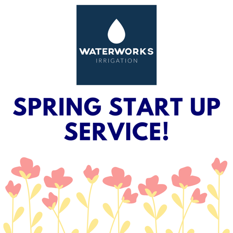 Spring Start-Up Service Benefits